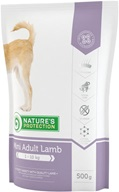 Nature´s Protection Dog Dry Adult Mini Lamb 500 g