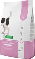 Nature's Protection Junior Lamb 2 kg - Granule pro psy Nature's Protection