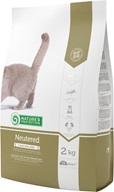 Nature's Protection Neutered 2 kg - Granule pro kočky Nature's Protection