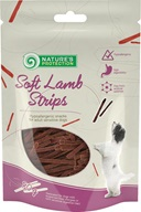 Nature's Protection Snack Soft Lamb Strips 80 g