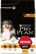 PRO PLAN Dog Adult Medium 3 kg