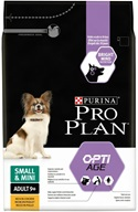 PRO PLAN Adult Small&Mini 9+ 3 kg