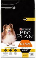 PRO PLAN Adult ALL SIZE Light/Sterilised 3 kg
