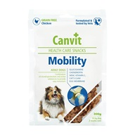 Canvit snack dog Mobility 200 g - Dropsy