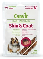 Canvit snack dog Skin & Coat 200 g - Dropsy