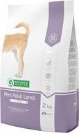 Nature´s Protection Dog Dry Adult Mini Lamb 2 kg - Granule pro psy Nature's Protection