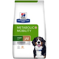 Hill's Prescription Diet Metabolic + Mobility Canine 4 kg