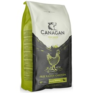 Canagan Dog Dry Small Breed Free-Run Chicken 2 kg