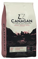 Canagan Dog Dry Small Breed Country Game 500 g - Granule s krátkou exp.
