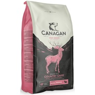 Canagan Dog Dry Small Breed Country Game 6 kg