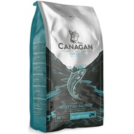 Canagan Cat Dry Scottish Salmon 1,5 kg