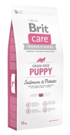 Brit Care Grain Free Dog Puppy Salmon & Potato 12 kg