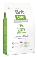 Brit Care Grain Free Dog Adult Large Breed S & P 3 kg