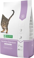 Nature's Protection Cat Dry Sensitive Digestion 7 kg - Granule pro kočky Nature's Protection
