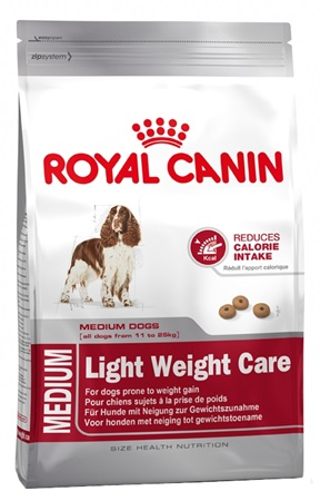 Royal Canin - Canine Medium Light Weight 13 kg - Granule pro psy