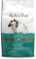 Supreme Science Selective Rabbit - králík adult 10 kg - Krmivo