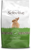 Supreme Science®Selective Rabbit - králík Junior 10 kg - Krmivo