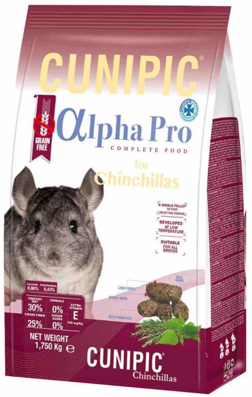Cunipic Alpha Pro Chinchilla - činčila 1 fbd45f6d6a