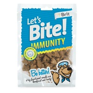 Brit DOG Let´s Bite Immunity 150 g - Dropsy