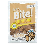 Brit DOG Let´s Bite Shine On! 150 g - Dropsy