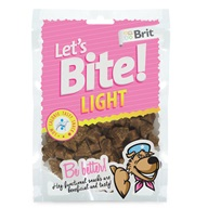 Brit DOG Let´s Bite Light 150 g - Dropsy