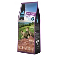 Wolf's Mountain Dog Junior Valley Grain Free 12,5 kg - Granule pro psy