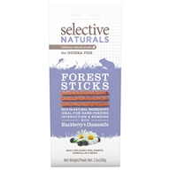 Supreme Selective Naturals snack Forest Sticks 60 g - Králík