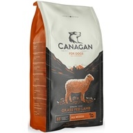 Canagan Dog Dry Grass-Fed Lamb 6 kg - Granule pro psy Canagan