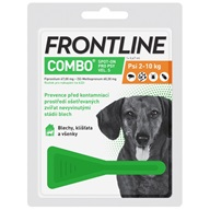 Frontline Combo spot-on dog S sol 1 x 0,67 ml