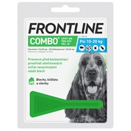 Frontline Combo spot-on dog M a.u.v. sol 1 x 1,34 ml - Pipety (Spot On)