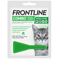 Frontline Combo spot-on cats sol 1 x 0,5 ml