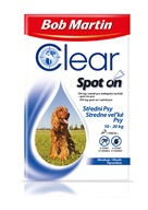 Bob Martin Clear spot on DOG M 134mg a.u.v. sol 1x 1,34ml (pipeta)
