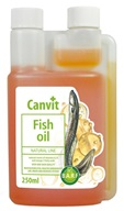 Canvit Natural Line Fish oil 250 ml - Reprodukce